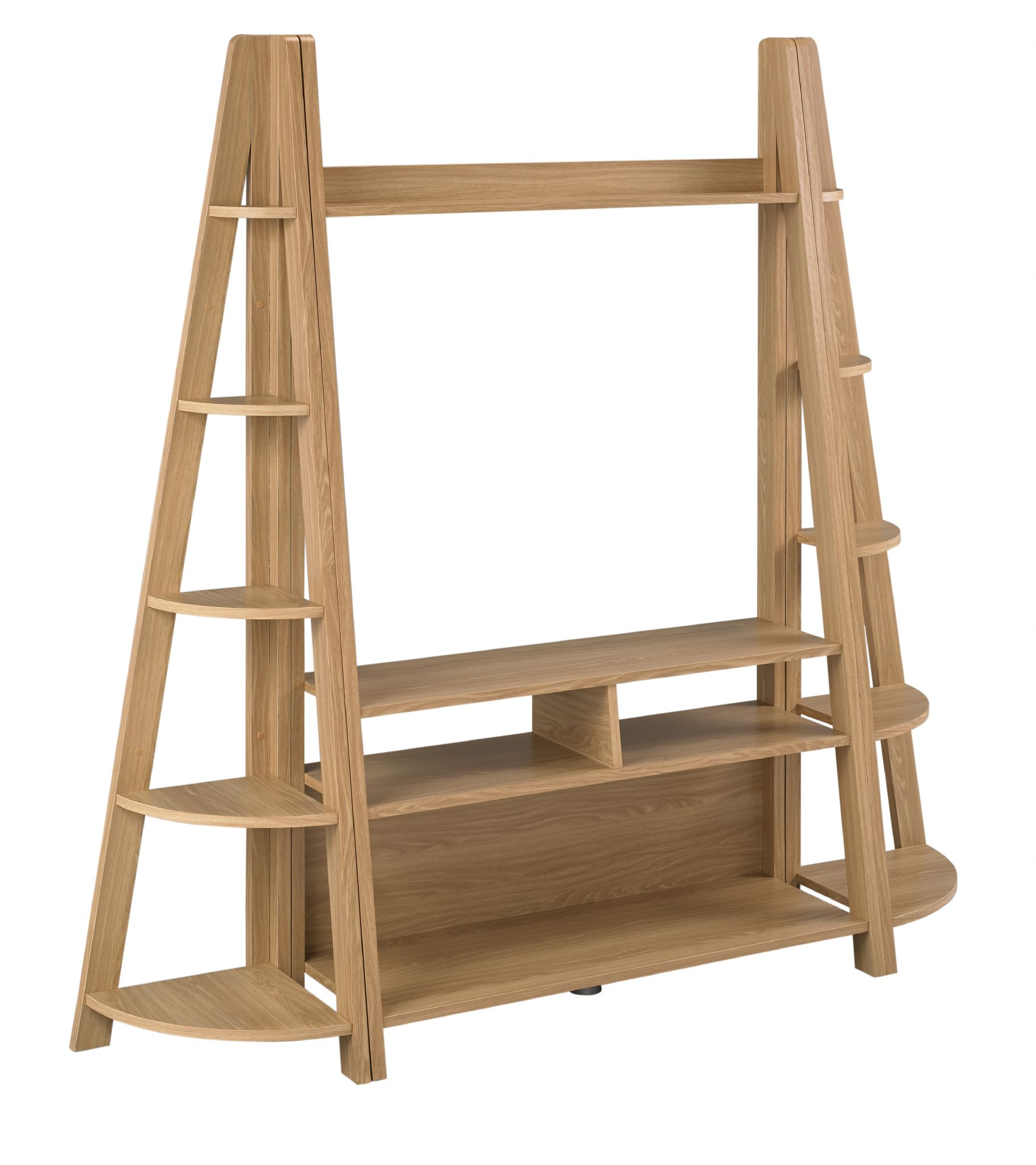 Ladder Corner Shelving Unit